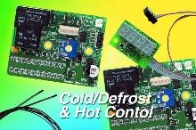 Temperature Controllers utilize microprocessor for accuracy.