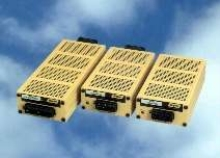 DC-DC Converters feature inputs from 18-350 Vdc.