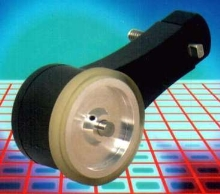 Measuring Wheel takes measurements at up to 3,000 fpm.
