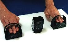 Start Kits feature ergonomic hand switches.
