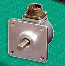 Incremental Rotary Encoders offer alarm output.