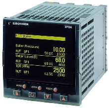Electronic Controller addresses package boiler management.