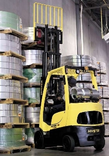 Lift Trucks are built to suit application requirements.