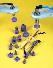 Vacuum Cups eliminate ghost marks.