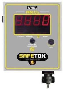 Single Gas Monitors offer three levels of alarm.