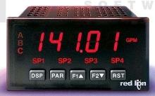 Dual Process Input Meter uses Crimson v2.0 software.