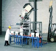 Bulk Filling System features high-lift drum dumper.