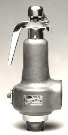 Safety Valves are suitable for use in piping systems.