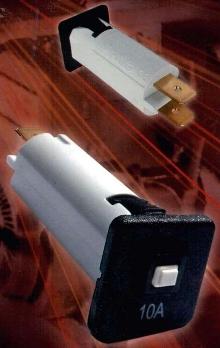 Fuseholder Style Circuit Breaker is RoHS-compliant.