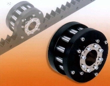 Roller Pinion provides ball screw alternative.