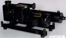 Dry-Running Pump suits pressure or vacuum applications.
