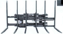 Pallet Handlers handle up to 4 pallets simultaneously.