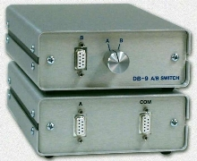A/B Data Switch withstands temperature extremes.