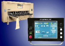 Hydraulic Shears are offered with touchscreen interface.