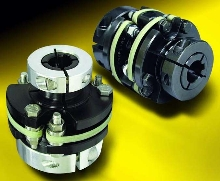 Couplings With Aluminum Hubs suit servo motor applications.