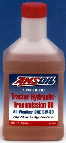 Synthetic Oil meets farm and commercial equipment needs.