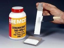 Ceramic-Based Coating seals thermal spray coatings.