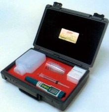 Bresle Patch Kit determines level of surface contaminants.