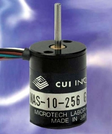 Absolute Rotary Encoder suits miniature applications.