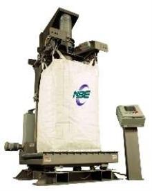Bulk Bag Filler fills up to 20 bags/hour.