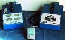 Wireless Gas Analyzer offers 30 ft radius of mobility.