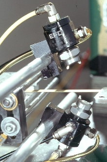 Lubrication System is designed for stamping presses.