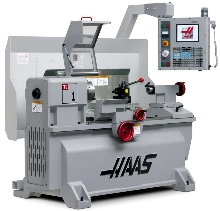 Lathe facilitates transition from manual machines to CNC.