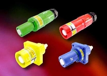 Power Connectors withstand severe operating conditions.
