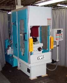 Microfinishing Machine is pneumatically operated.