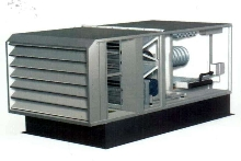 Make-Up Air Unit suits institutional applications.