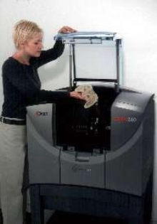 Rapid Prototyping System suits in-office applications.