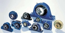 Ready-to-Mount Bearing Units use concentric locking system.