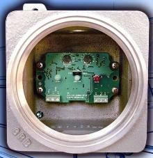 Vibration Monitors have explosion-proof housing.