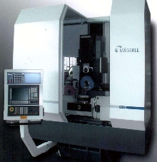 Multi-Axis Grinding Center offers flexible operation.
