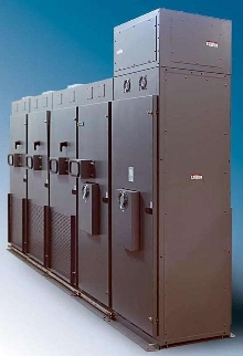 Power Correction System suits welding applications.