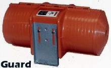 Coupling Guard is suited for ANSI/ISO pump connections.