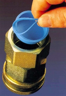 Pull-Ring Plugs offer product protection.