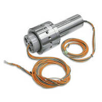 Rotary Union has explosion-proof electrical slip ring.