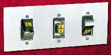 Swivel EMI Adapters provide directional flexibility.