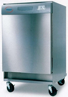 Washers are designed to fit in standard cabinet opening.