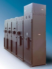 Power Correction System eliminates voltage sags and flicker.