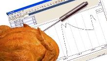Piercing-Probe Data Logger tracks food temperature.