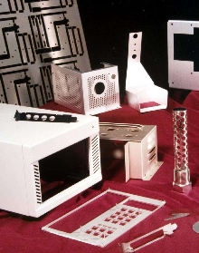 Metal Enclosures are manufactured to user requirements.