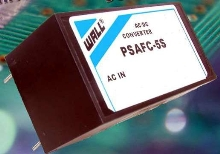 Power Supplies are ruggedized for industrial applications.