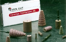Cartridge Rolls come in various sizes, styles, and grits.