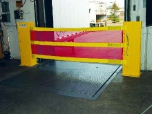 Safety Barrier features common member design.