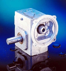 Worm Gear Drives offer corrosion protection.