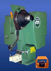 Service refurbishes riveting machines.