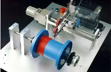 Optical Flange Detector enhances spooling accuracy.