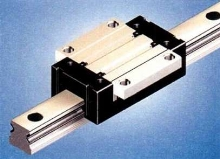 Ball Rail System features precision steel rails.